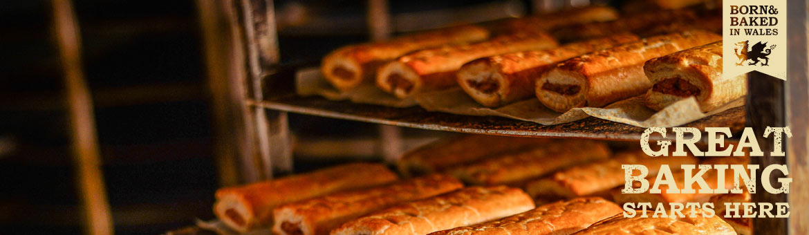 Sausage Rolls Oven