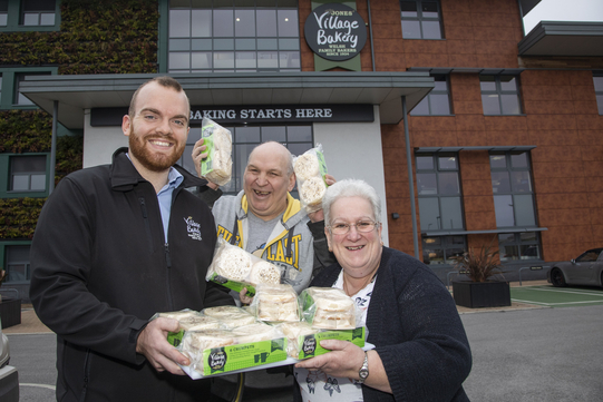 A Year's Supply of Crumpets Won by Village Lover Lynne!