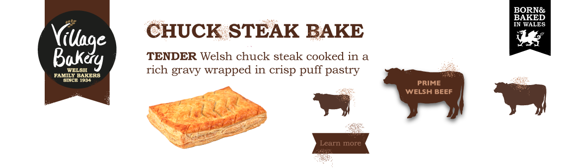 Chuck Steak Bake